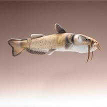 "Wildlife Artists Catfish Plush Toy 17"" L - $17.67"