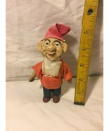 """Vintage 4 1/2"""" tall Elf/Dwarf/Gnome Made in JAPAN (a) - $16.82"""