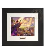 Thomas Kinkade Lion King 11 x 14 Modern Home Collection Espresso Frame - $225.00
