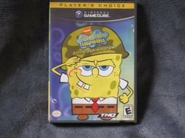 SpongeBob SquarePants The Battle For Bikini Bottom Nintendo GameCube dis... - $24.74