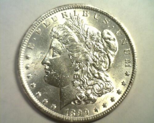 1899-O MORGAN SILVER DOLLAR CHOICE UNCIRCULATED CH. UNC. NICE ORIGINAL COIN