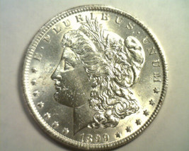 1899-O MORGAN SILVER DOLLAR CHOICE UNCIRCULATED CH. UNC. NICE ORIGINAL COIN - $69.00