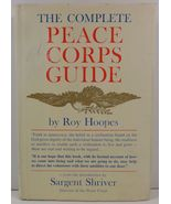 The Complete Peace Corps Guide by Roy Hoopes - $10.99