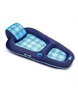 Aqua Leisure Luxury Water Recliner Inflatable Pool Float Comfort Lounge ... - £43.62 GBP