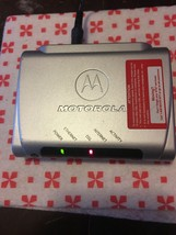 Motorola 2210-02-1002 MSTATEA DSL Modem + Power Supply - $10.39