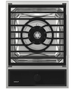 Wolf MM15TS 15 Inch Transitional Multi-Function Gas Cooktop with 1 Seale... - $643.49