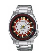 Casio Men's Core MTP1317D-4AV Silver Stainless-Steel Quartz Sport Watch - $46.25