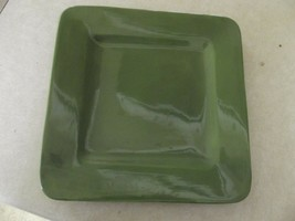 Home Cypress green salad plate 2 available - $2.92