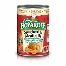 Chef Boyardee Spaghetti and Meatballs, 14.5 oz