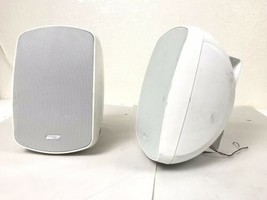 Phoenix Gold Pair Of White Indoor/Outdoor Speakers, Model IHS6 8 Ohm, 25... - $25.00