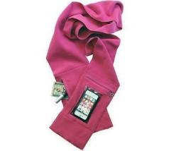 Peepsnake Smartphone Scarf with Camera Window & Zipped Pocket - $42.57+