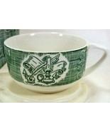 Royal China Old Curiosity Shop Green 6 oz. Cup - $4.49