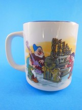 Walt Disney, Snow White and the Seven Dwarfs Dancing, 10oz.  Mug / Cup, ... - $6.23