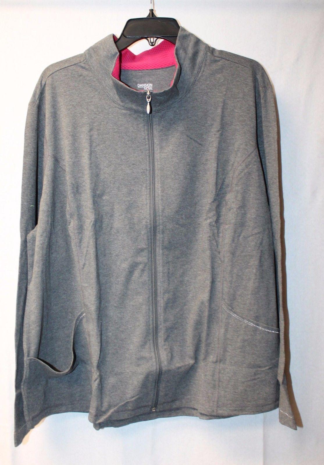 1ffb2ce2612 New Danskin Womens Plus Size 4X 28W Gray   and 29 similar items. S l1600