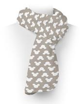 Mouse Ears Polka Dots Kraft Fleece Scarf - ₨2,236.55 INR+