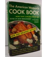 The American Woman's Cook Book Ruth Berolzheimer 1957 HC/DJ - $17.99