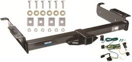 2003-17 Gmc Savana 1500 3500 & 2003 Gmc Savana 2500 Trailer Hitch W/ Wiring Kit - $189.55