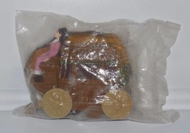 1999 Burger King Kids Meal Toy Wild Wild West #4 Rita Runaway Ride MIP - $5.00
