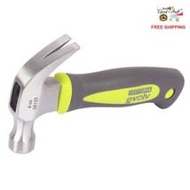 Craftsman EVOLVE 8oz Stubby Claw Hammer w/ Magnetic Head/ Nail Groove Ha... - $23.05