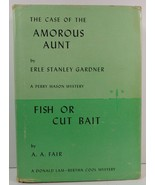 The Case of The Amorous Aunt by Erle Stanley Gardner  - $9.99