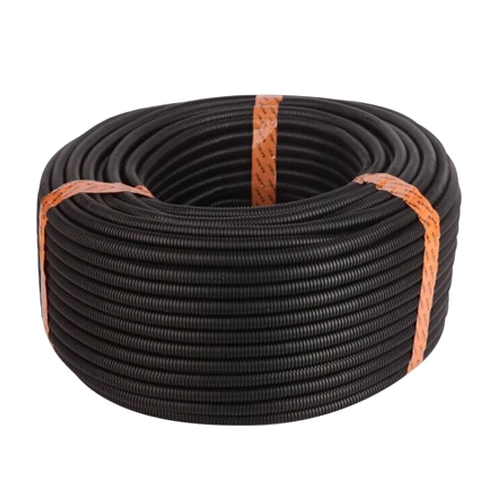 Flexible Wire Tubing : Marine feet quot black split loom wire flexible tubing