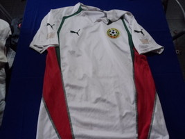 old  soccer  jersey Bulgaria size M -puma - $38.61