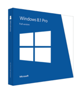 Microsoft Window 8.1 Pro 32/64 BITS-  Email Delivery - $20.00