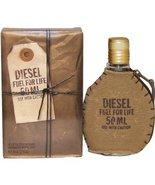 Diesel Fuel for Life by Diesel 2.5 fl.oz / 75 ml eau de toilette spray f... - $57.98