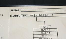 NEW CHROMALOX 2001-10201 TEMPERATURE CONTROLLER 200110201 image 6