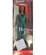 Barbie Doll - Holiday Joy AA (2003) - $24.95