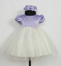 New Girls Lilac&Ivory Wedding Party Pageant Dre... - $30.69