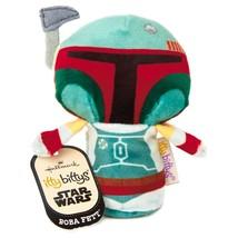 """Hallmark itty bitty bittys Star Wars """"Boba Fett"""" - NWT - Disney - Bounty... - $13.45"""