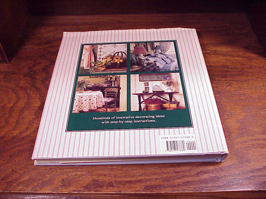 Laura Ashley Complete Guide to Home Decorating Hardback Book, first edition