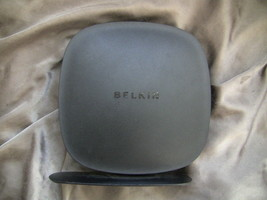 Belkin N150 Wireless Router Model F9K1001v1 - NO POWER CORD - $7.49