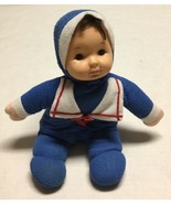 Vtg Jelly Belly Doll Ideal Toy Company Plush Purple Punch Sailor Outfit ... - $98.99