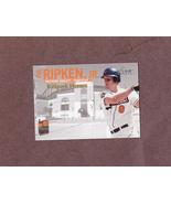 2002 Flair Greats Ballpark Heroes # 8 Cal Ripken Baltimore Orioles NM - $2.99