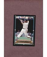 1993 Fleer Golden Moments George Brett Kansas City Royals NM - $1.99
