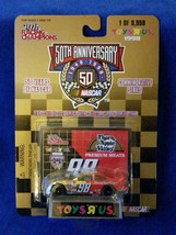 1998 Racing Champions 1:64 Scale Toys R Us Gold 1/9998 #98 Thorn Apple Valley - $7.55