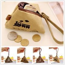 Unisex Bog/Girl Retro Style Wallet Gift Linen T... - $2.79