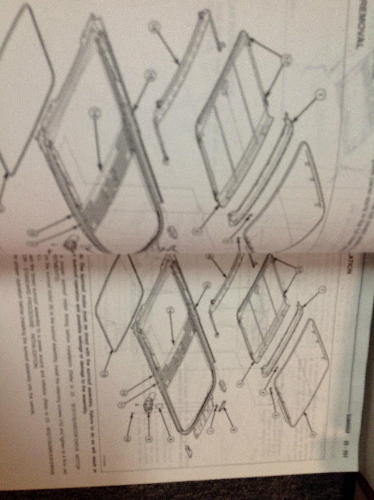 2007 DODGE DURANGO CHRYSLER ASPEN Service Shop Repair Manual Set W Labor Guide