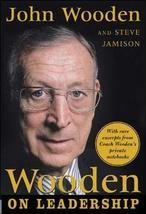 Wooden on Leadership: How to Create a Winning Organization [Hardcover] John Wood image 1