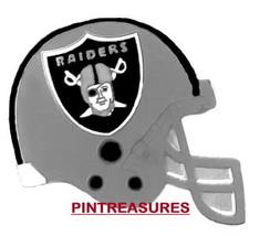 LA / Oakland / Vegas Raiders Football Helmet NFL Licensed Football Colle... - $6.49