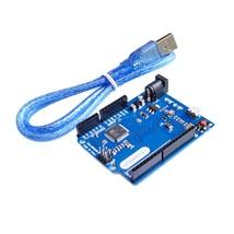 Leonardo R3 development board Board + USB Cable compatible forarduino - $8.24