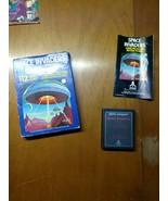 Atari 2600 Space Invaders Video Game cx2632 Vintage 112 Games - $6.19