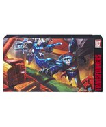 Transformers Titan Force Wingblade Brainstorm and Sentinel Prime Exclusi... - $296.99