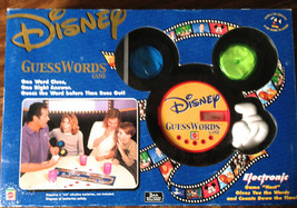 Disney Game Electronic-One Word Clues, One Righ... - $16.99