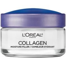 L'Oreal Paris Lightweight Collagen Moisture Filler Facial Day Night Crea... - $25.53