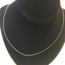 Choker Necklace for Pendants or Large Hole Beads, 2 Pieces to a package,... - $12.00