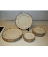 Mikasa Grande Ivory Gloria ~ 20 Piece Plate Set  - $118.79