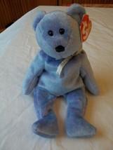 "Ty Beanie Baby ""Clubby II "" the Purple Bear  - $8.90"